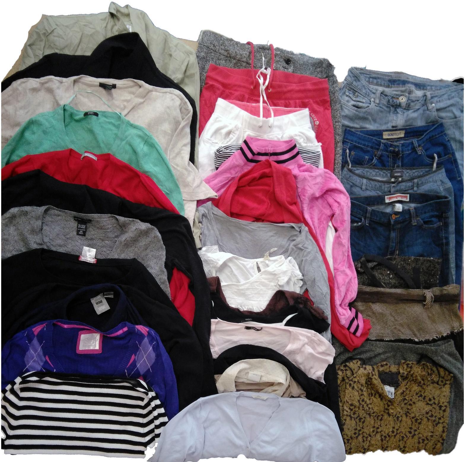 Dámské oblečení jaro -léto 2050d68b94